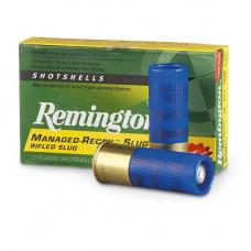 """12 Gauge Remington Slugger Managed-Recoil  Ammo 2-3/4"""" 1oz. Rifled Slug"""